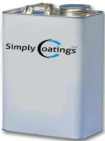 Simply Coatings Virgin High Gloss Anti Bloom Cellulose Thinner 5lt
